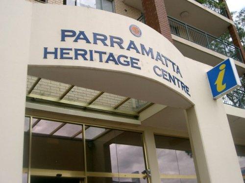 Parramatta Heritage Centre - wikimedia