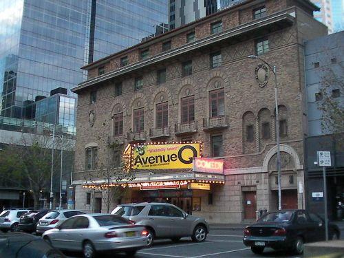 Comedy Art Theatre Melbourne - Wikimedia_AshGreen