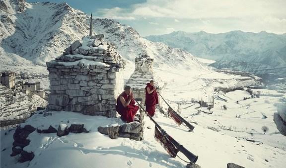 Ladakh- Buddhist land