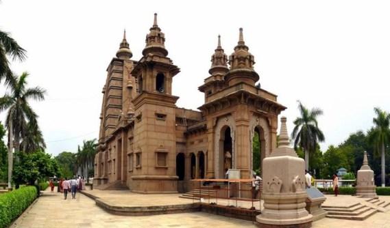 Mulagandhakuti Vihara Temple, Sarnath, Buddhist travel