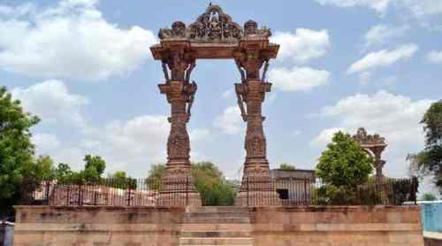 Kirti Toran of Vadnagar, Gujarat