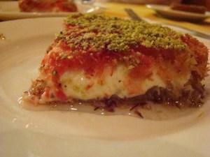 Knafah, Knafeh | by watashiwani, street food Lebanon