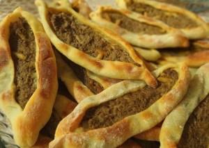 Aljetaily Meat Fatayer | by Samiha.Aljetaily, street food Syria