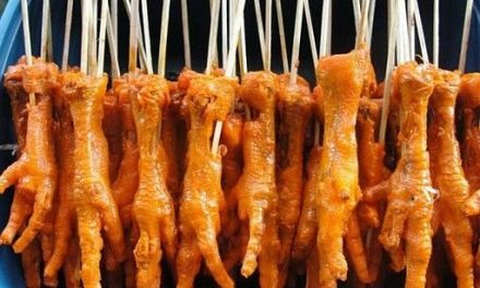 What is your favourite street food?- Part 7