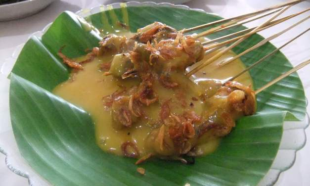 What is your favourite street food? Part 8