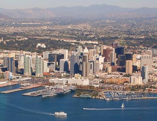 San Diego, California cities