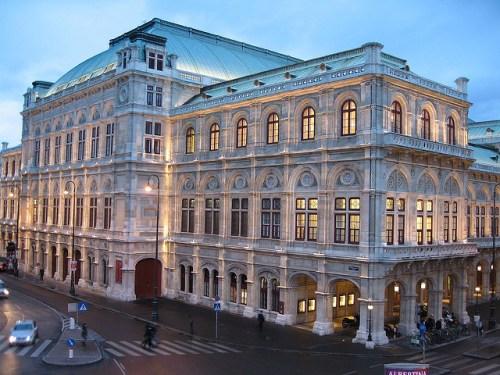 Vienna opera house (Staatsoper)