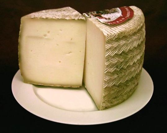 Manchego Spain cheese
