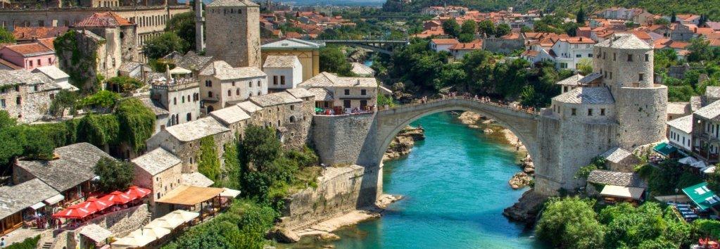 Mostar, Europe