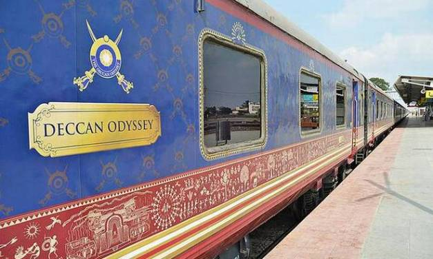 Highlights of itineraries of Deccan Odyssey