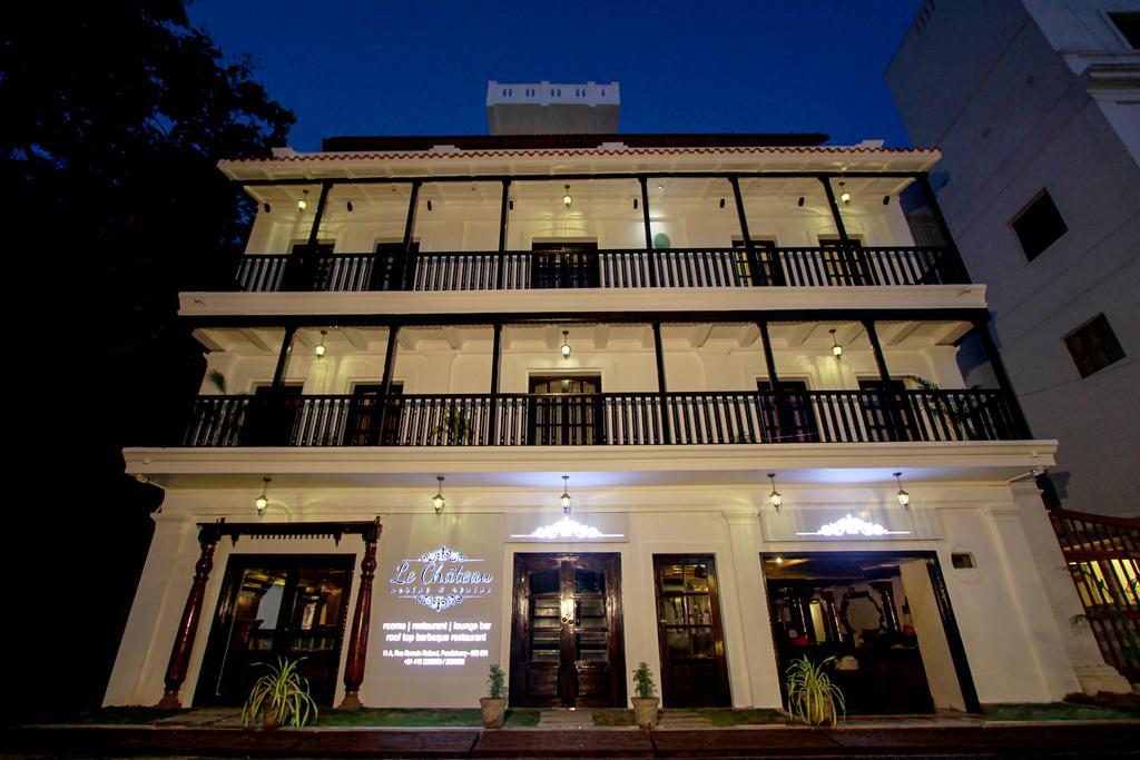 Hotel Le Chateau, Pondicherry