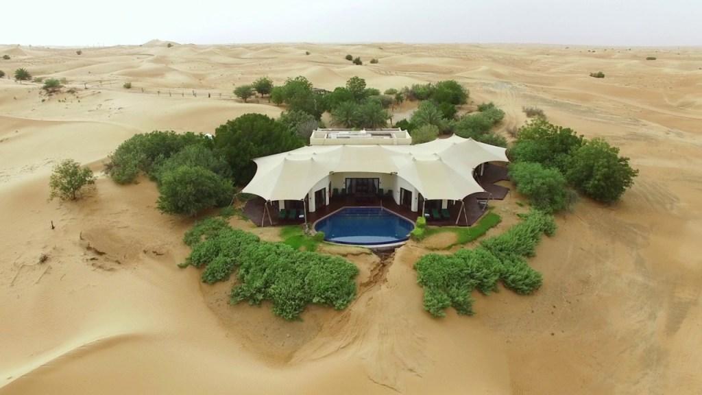 Al Maha Desert Credit - Youtube, romantic Dubai