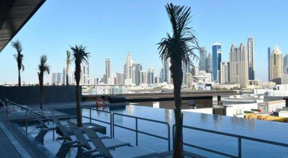 La Ville Hotel and Suites, romantic Dubai