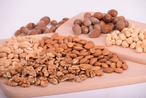 Nuts and seeds for good bones