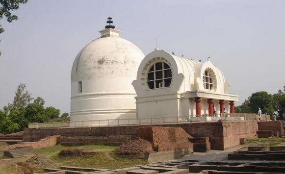Mahaparinirvana Temple, pilgrimage site
