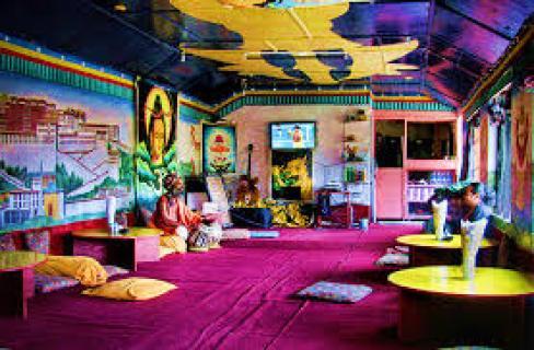 Evergreen restaurant, Kasole, Himachal Pradesh