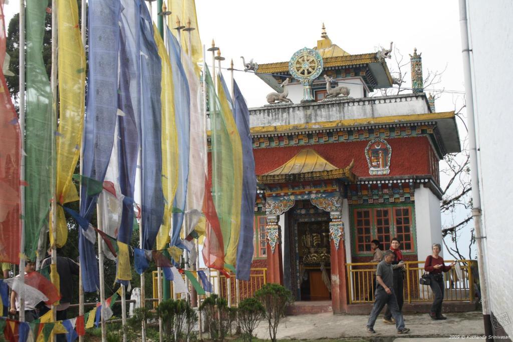 Permayangtse Monastery, Sikkim
