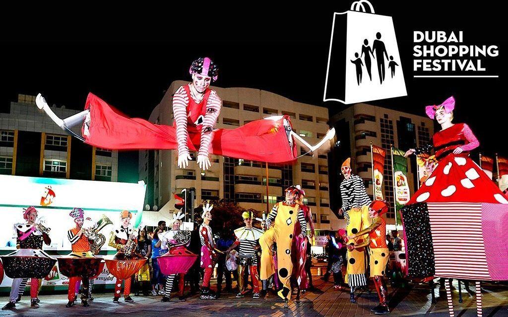 Top Things to do in Dubai during Dubai Shopping Festival