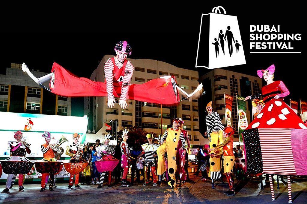 Dubai Shopping Festival Carnival