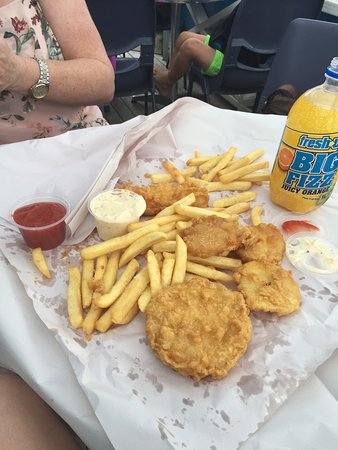 Kaiaua Fish and Chips Takeaways, New Zealand Food