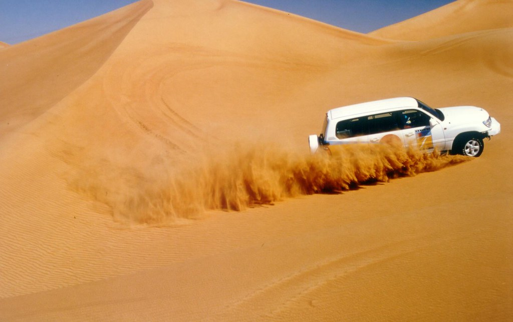 Desert Safari in UAE
