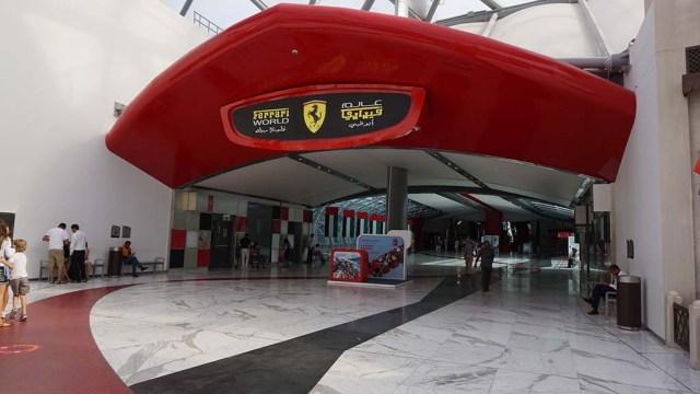Ferrari World, UAE