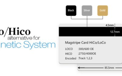 What's The Difference In LoCo vs HiCo Magnetic Stripe Cards?