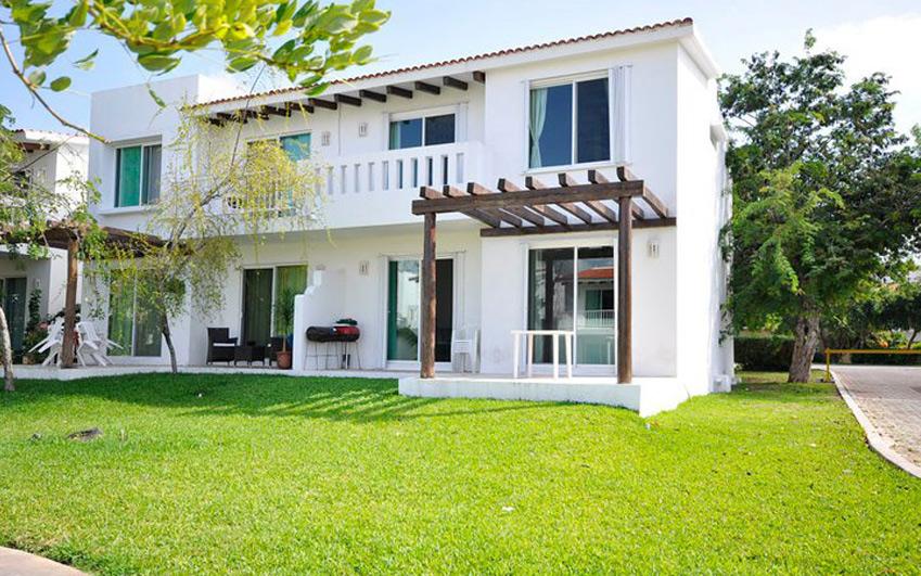 Playacar 2 Bedroom Villa