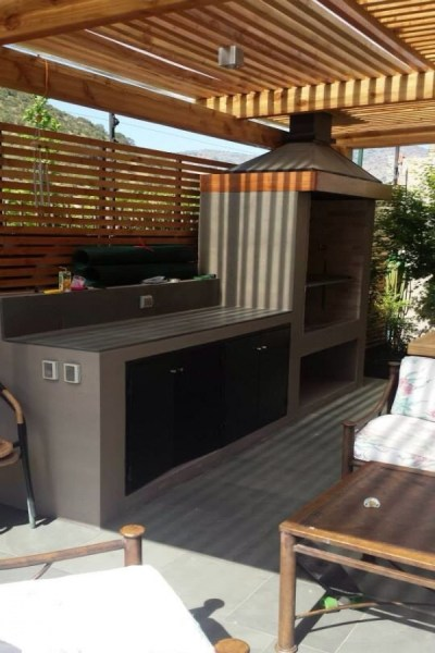 53 gorgeous outdoor kitchen cabinets 12