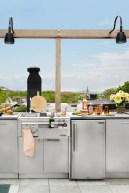 53 gorgeous outdoor kitchen cabinets 14
