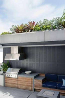 53 gorgeous outdoor kitchen cabinets 23
