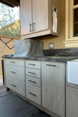 53 gorgeous outdoor kitchen cabinets 25