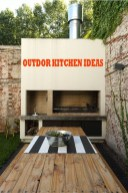 53 gorgeous outdoor kitchen cabinets 31