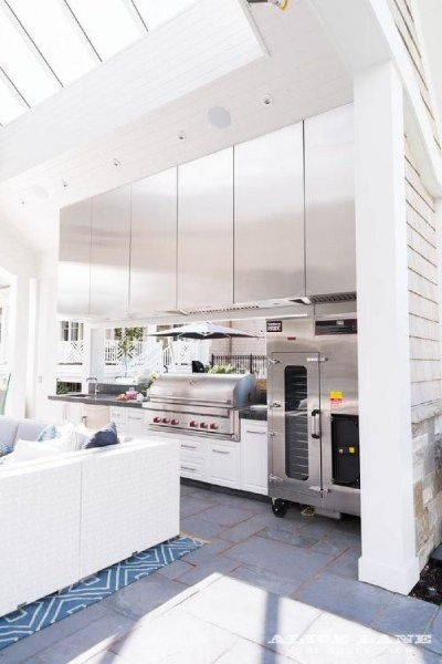 53 gorgeous outdoor kitchen cabinets 33