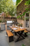 53 gorgeous outdoor kitchen cabinets 34