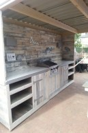 53 gorgeous outdoor kitchen cabinets 4