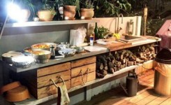 53 gorgeous outdoor kitchen cabinets 40