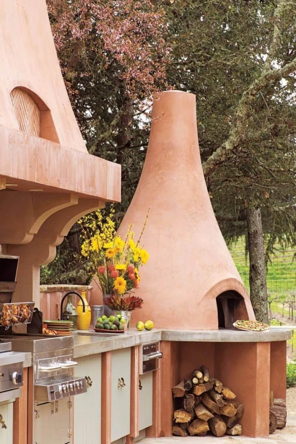 53 gorgeous outdoor kitchen cabinets 44