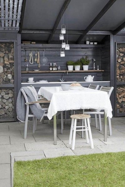 53 gorgeous outdoor kitchen cabinets 45