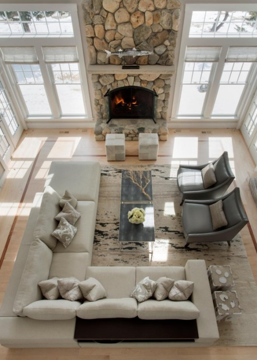 69 Living Room Decorating Ideas: Three Tips for Color Schemes, Furniture Arrangement and Home Decor-119