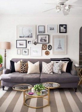 69 Living Room Decorating Ideas: Three Tips for Color Schemes, Furniture Arrangement and Home Decor-127
