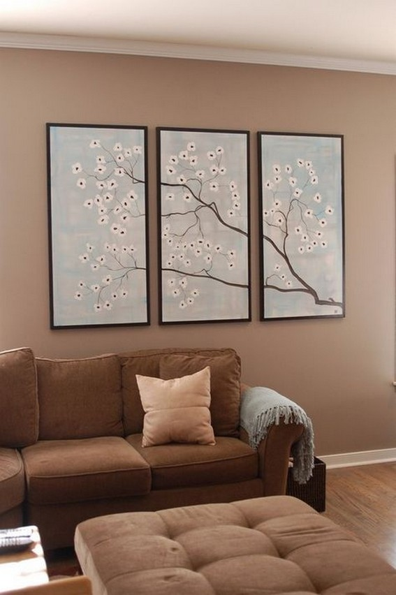 70 Living Room Painting Ideas Make It Alive With MAGIC 12