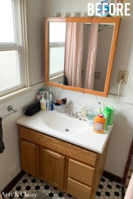 70 top bathroom makeover on a budget 12