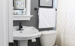70 top bathroom makeover on a budget 35