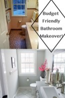 70 top bathroom makeover on a budget