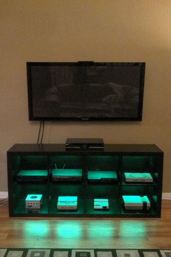 73 Most Popular Video Game Room Furniture Decor 874