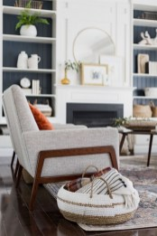 80 Most Popular Cozy Living Room Colors - Five (5) Tips to Create A Perfectly Casual It-86