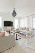 80 Most Popular Cozy Living Room Colors - Five (5) Tips to Create A Perfectly Casual It-96