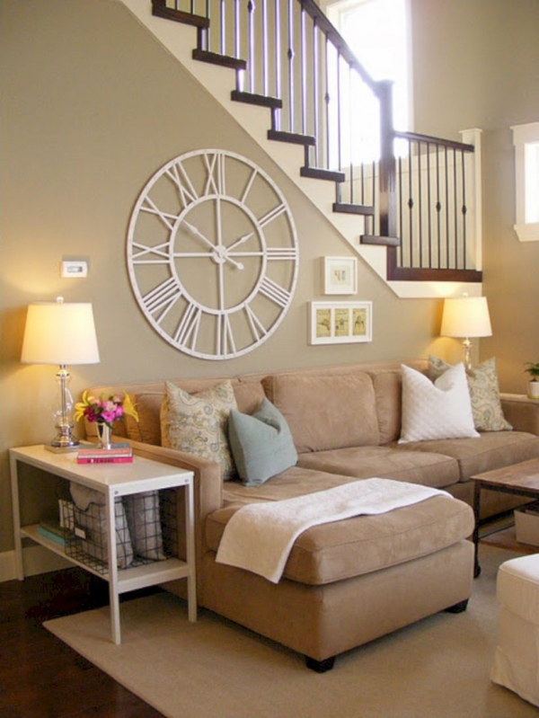 80 Most Popular Cozy Living Room Colors - Five (5) Tips to Create A Perfectly Casual It 111
