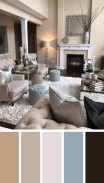 80 Most Popular Cozy Living Room Colors - Five (5) Tips to Create A Perfectly Casual It-28